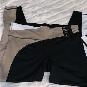 GAP Pants - GAP Colorblock leggings